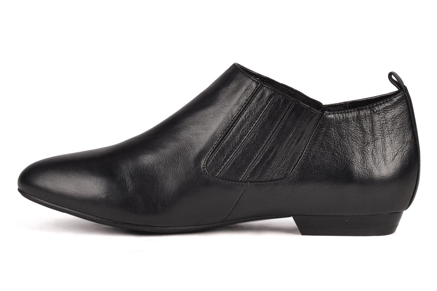 Ankle boots Buffalo Selia Black front view