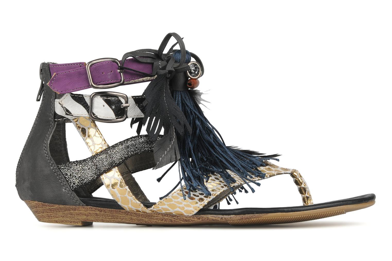 Sandals Eden Jumanjia Grey back view