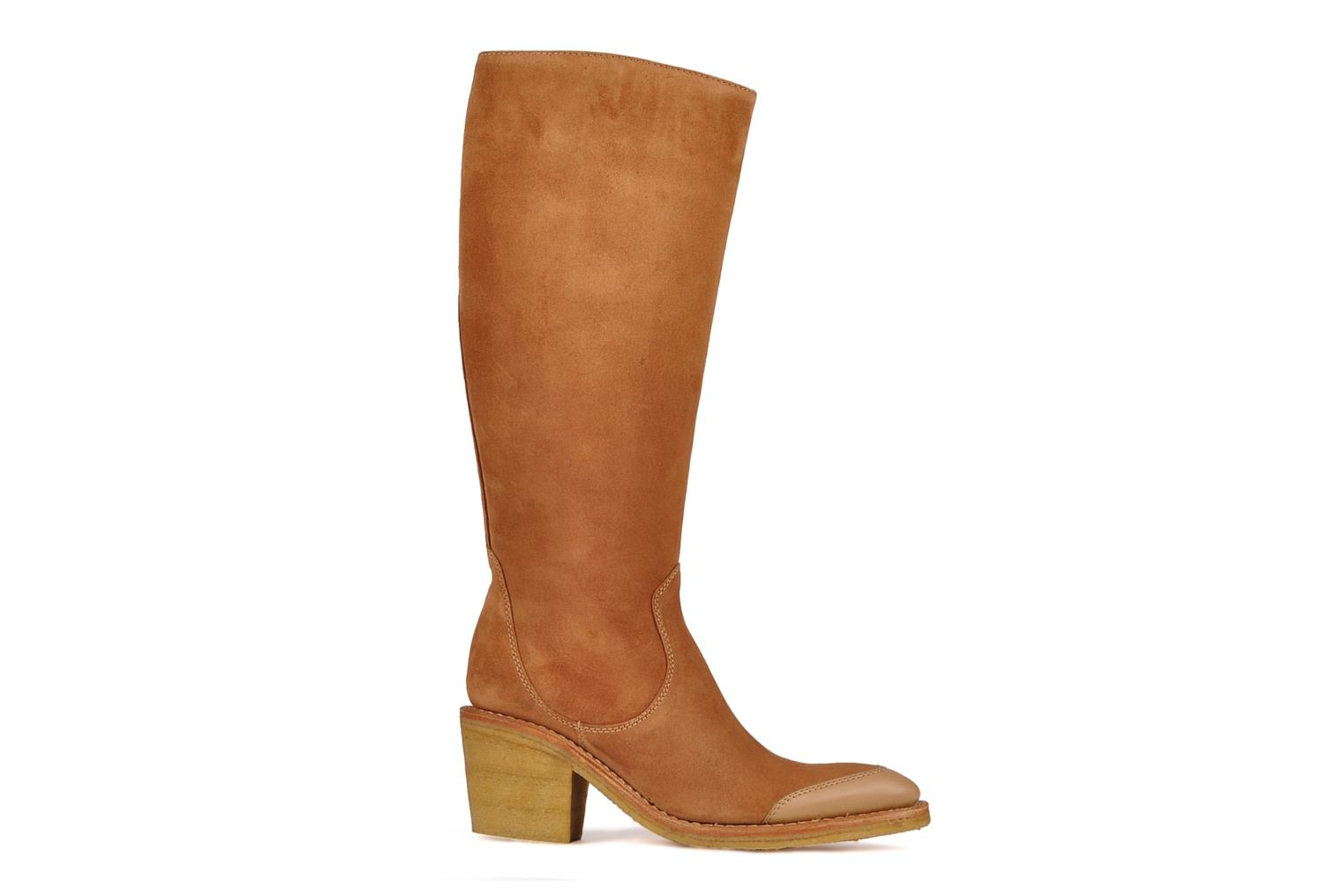 Wallis 7 hi botte Vel softy gold