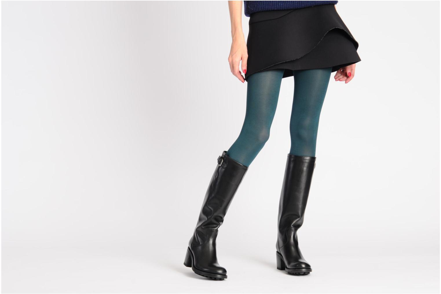 Boots & wellies Free Lance Biker 7 geronimo Black view from underneath / model view