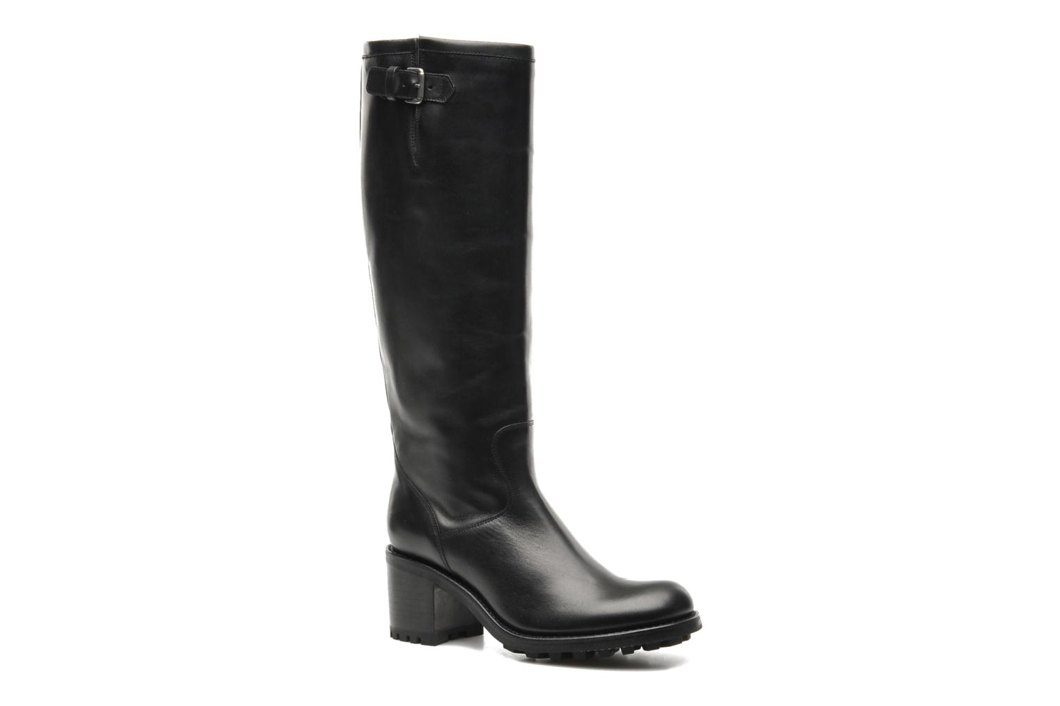 Boots & wellies Free Lance Biker 7 geronimo Black detailed view/ Pair view