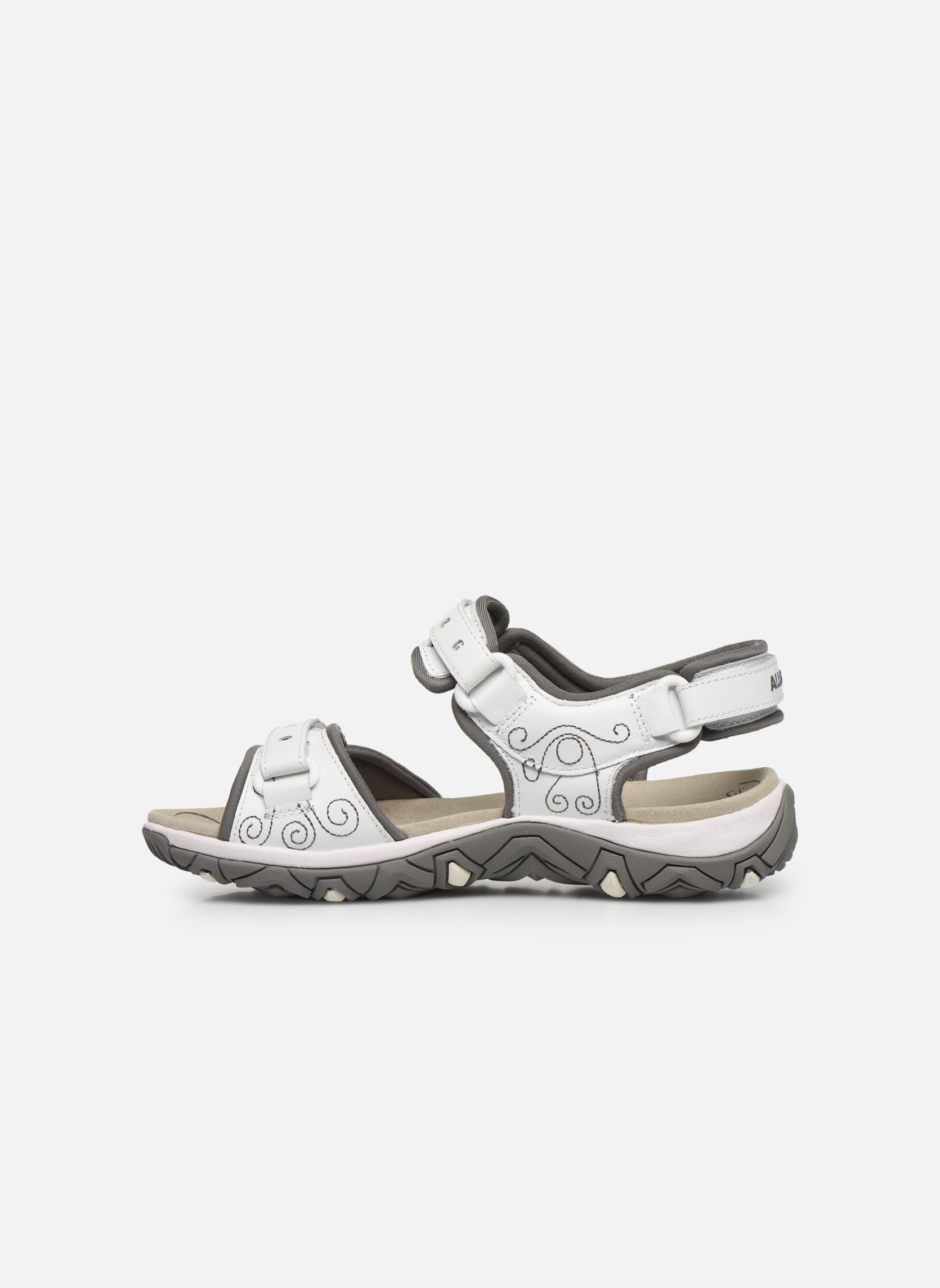 Chaussures de sport Allrounder by Mephisto Lagoona Blanc vue face