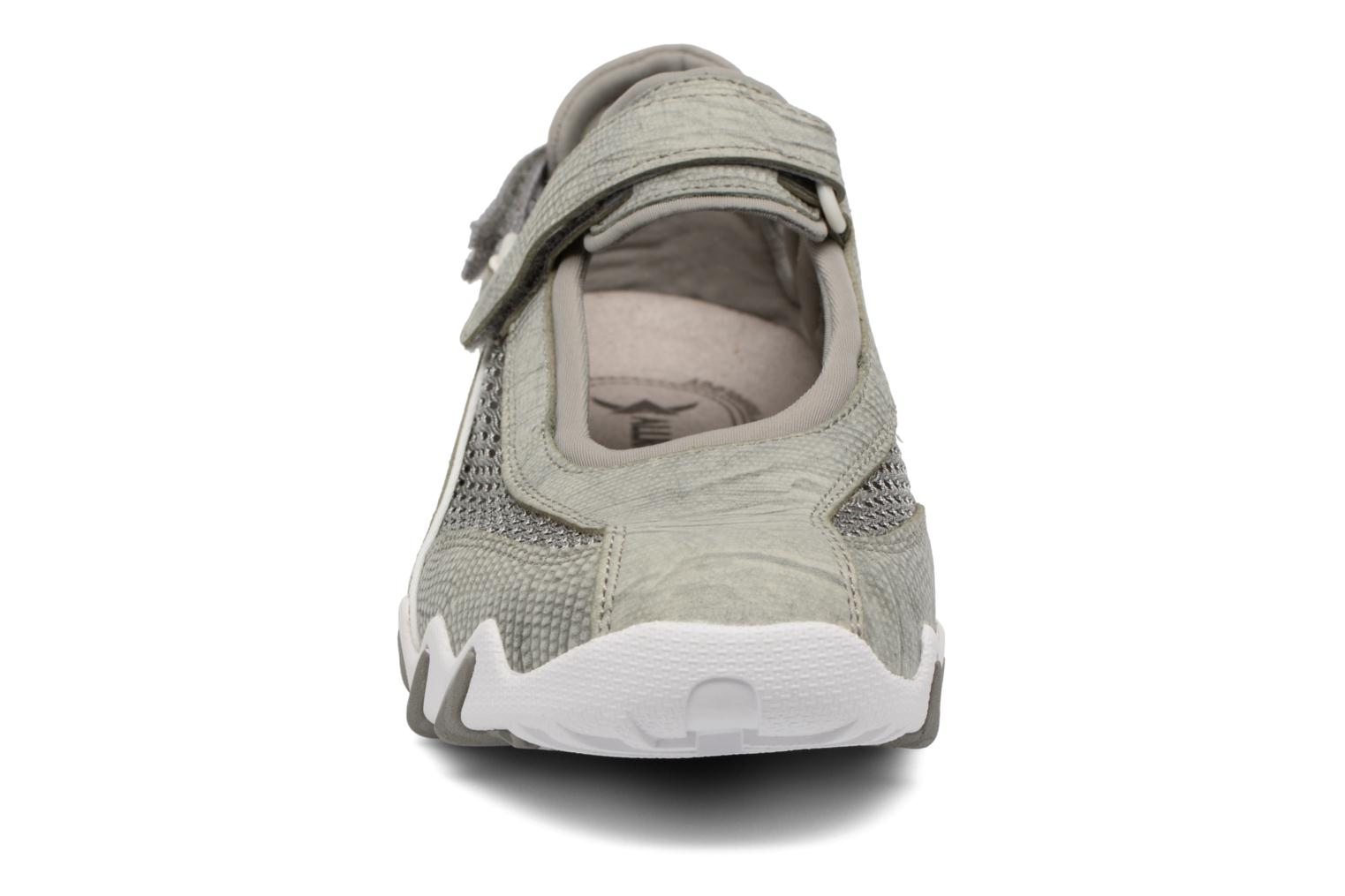 Sport shoes Allrounder by Mephisto Niro Grey model view