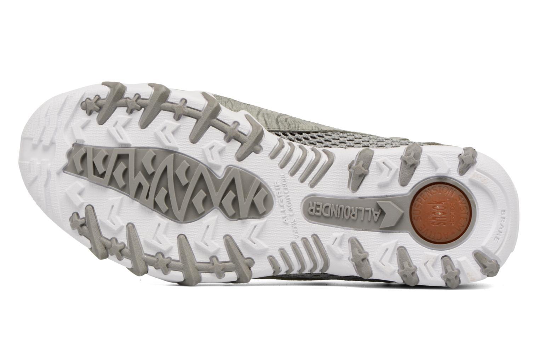 Chaussures de sport Allrounder by Mephisto Niro Gris vue haut
