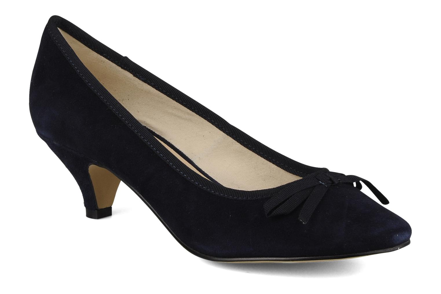 Pumps Georgia Rose Tessine Blauw detail