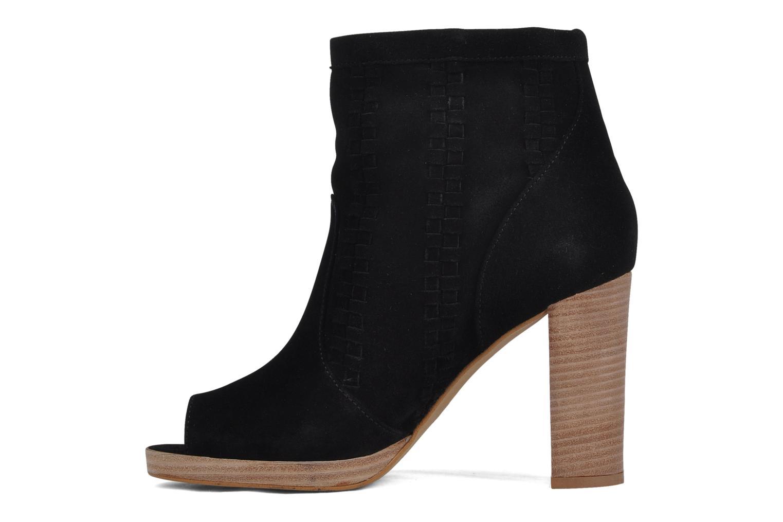 Boots en enkellaarsjes Jonak Aviva Zwart voorkant