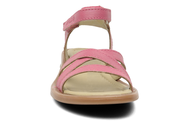 Sandalen Mod8 Jelguy2 rosa schuhe getragen