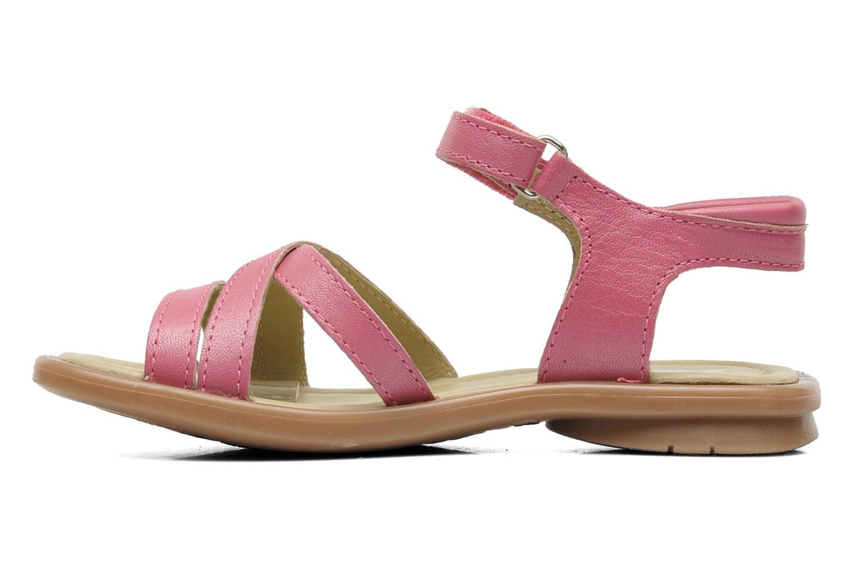 Sandalen Mod8 Jelguy2 rosa ansicht von vorne