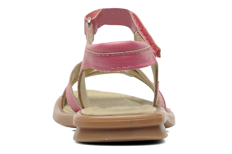 Sandalen Mod8 Jelguy2 rosa ansicht von rechts
