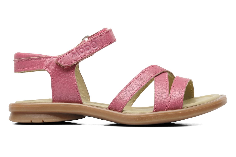 Sandalen Mod8 Jelguy2 rosa ansicht von hinten