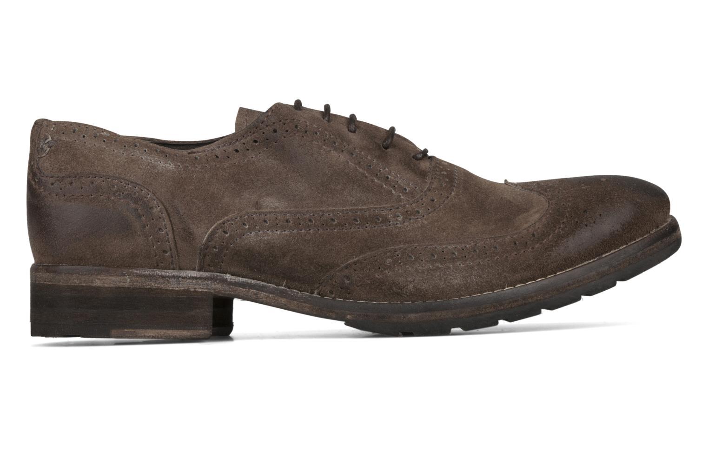 Chaussures à lacets Koah Karl 143 Marron vue derrière