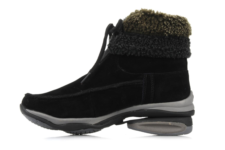 Bottines et boots Hush Puppies Rotate Noir vue face
