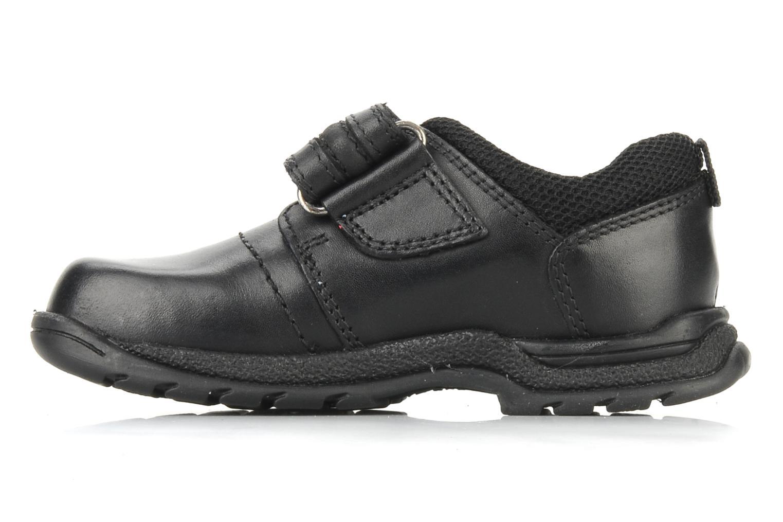 Schoenen met klitteband Hush Puppies Cloud Zwart voorkant