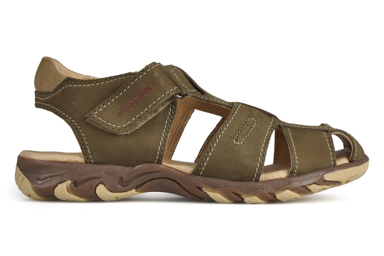 Sandali e scarpe aperte Giesswein Boyzi Verde immagine posteriore