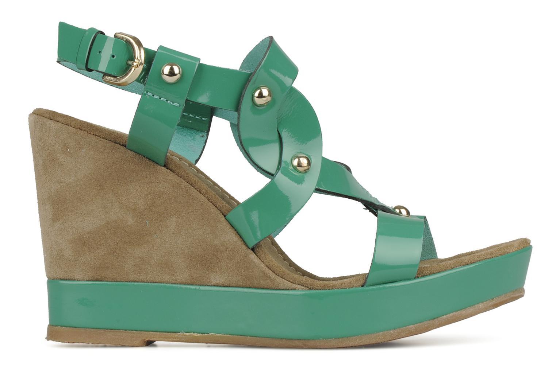 Sandalen Georgia Rose Azula Groen achterkant