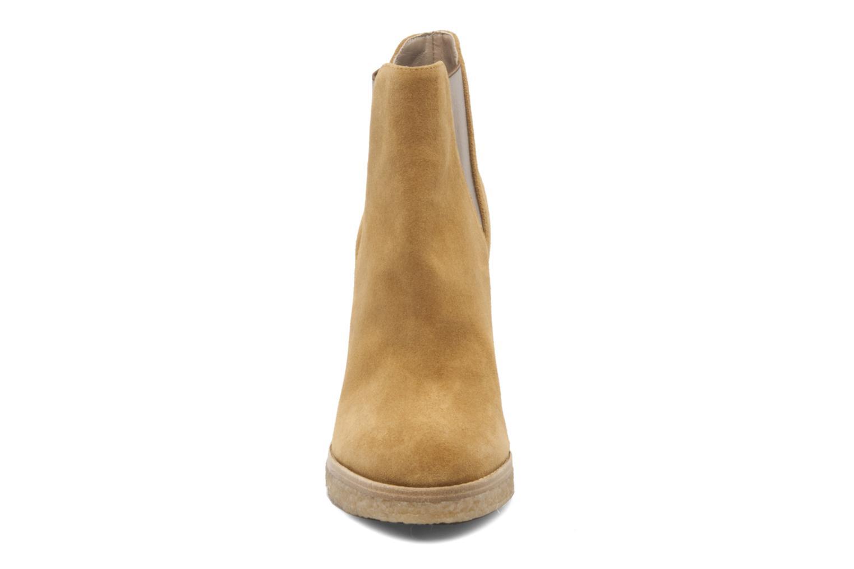 Bottines et boots Belle Tanja Marron vue portées chaussures