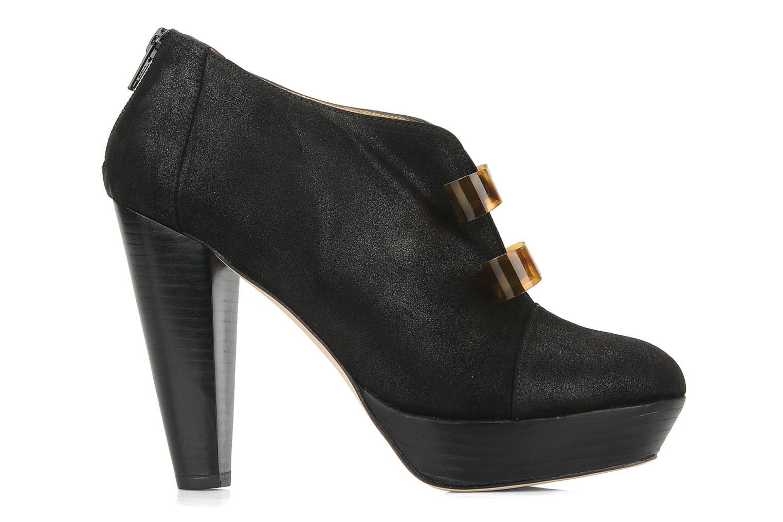 Boots en enkellaarsjes Mellow Yellow Kanada Zwart achterkant