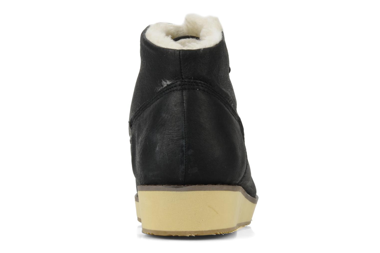 Stiefeletten & Boots Friis & company Agga schwarz ansicht von rechts