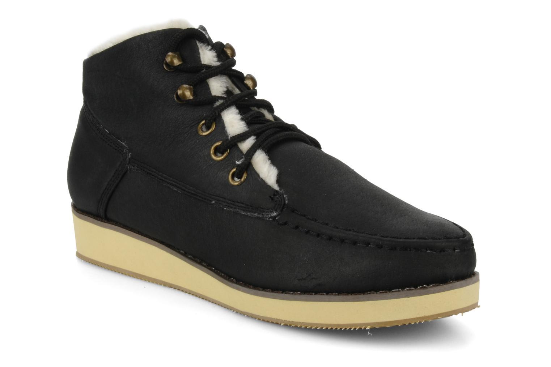 Boots en enkellaarsjes Friis & company Agga Zwart detail
