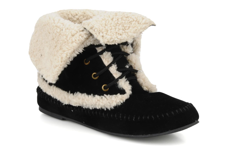 Bottines et boots Friis & company Annabell Noir vue détail/paire