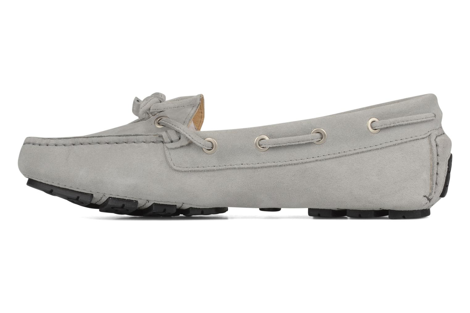 Loafers Georgia Rose Vinelle Grey front view