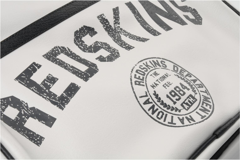 Herrentaschen Redskins Airline besace weiß ansicht von links