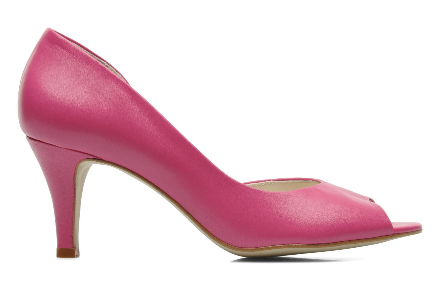 Pumps Georgia Rose Alige Roze achterkant