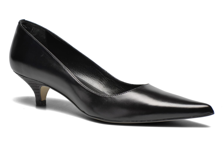 High heels Georgia Rose Amisi Black detailed view/ Pair view
