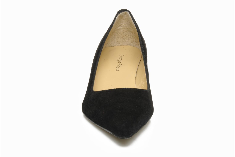 Zapatos de tacón Georgia Rose Amisi Negro vista del modelo