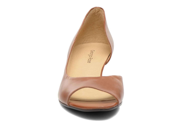 Høje hæle Georgia Rose Phoeti Brun se skoene på