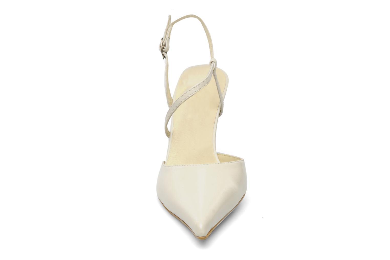 Escarpins Georgia Rose Lidol Blanc vue portées chaussures