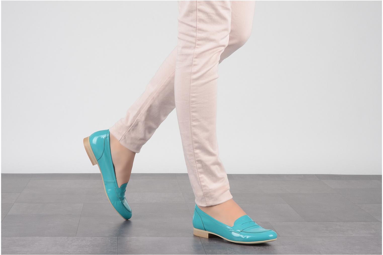 Loafers Georgia Rose Afuro Blå se forneden