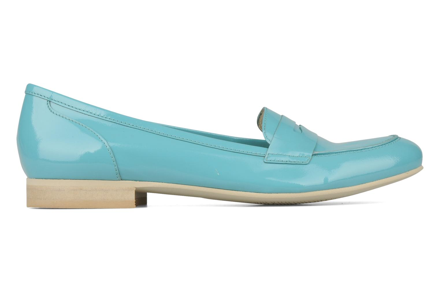 Loafers Georgia Rose Afuro Blue back view