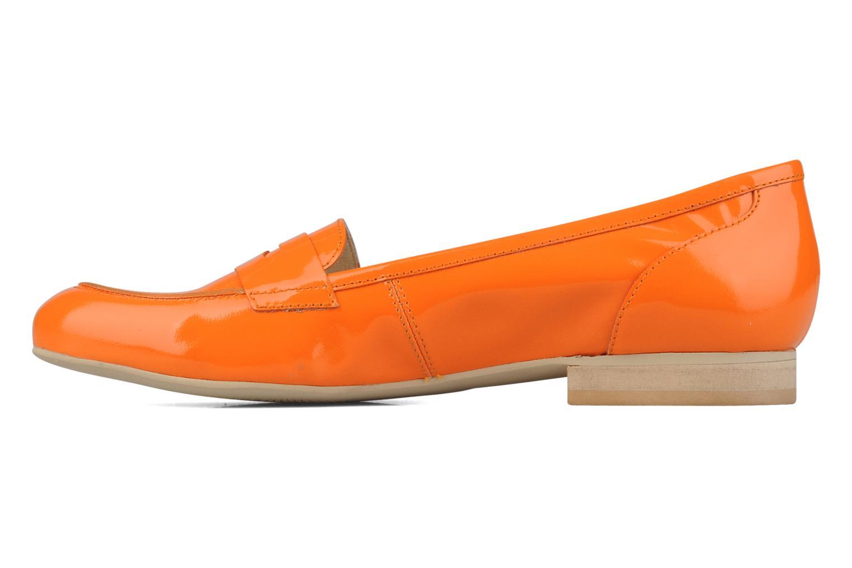 Loafers Georgia Rose Afuro Orange front view