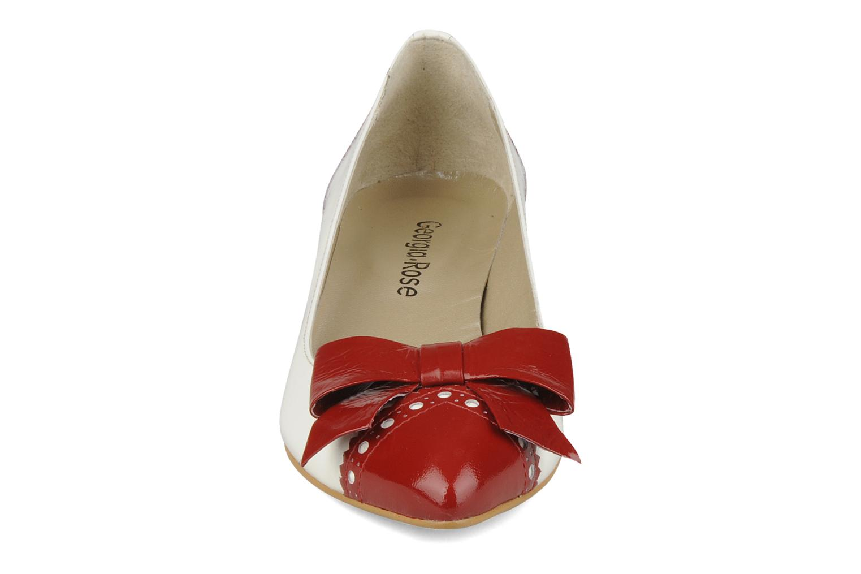 Bibeb Vernis rouge blanc