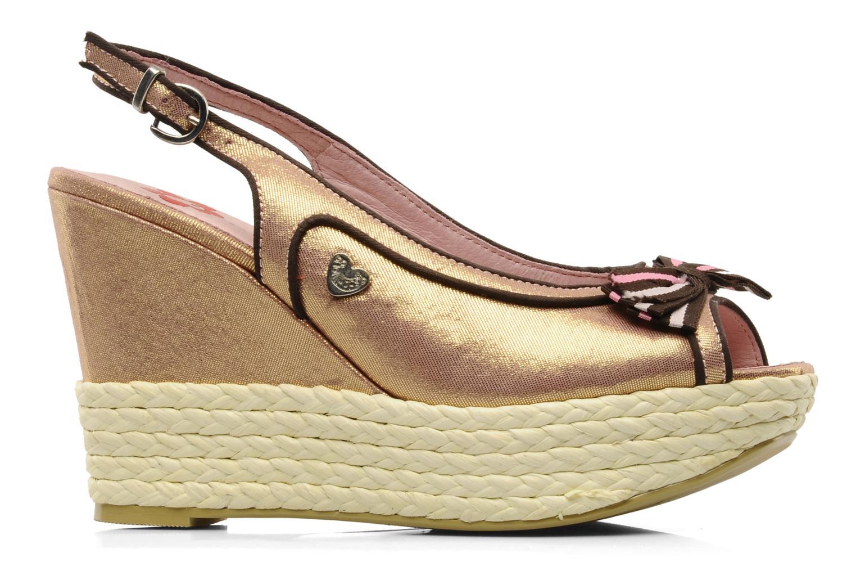 Sandali e scarpe aperte Lollipops Kisild wedge Rosa immagine posteriore