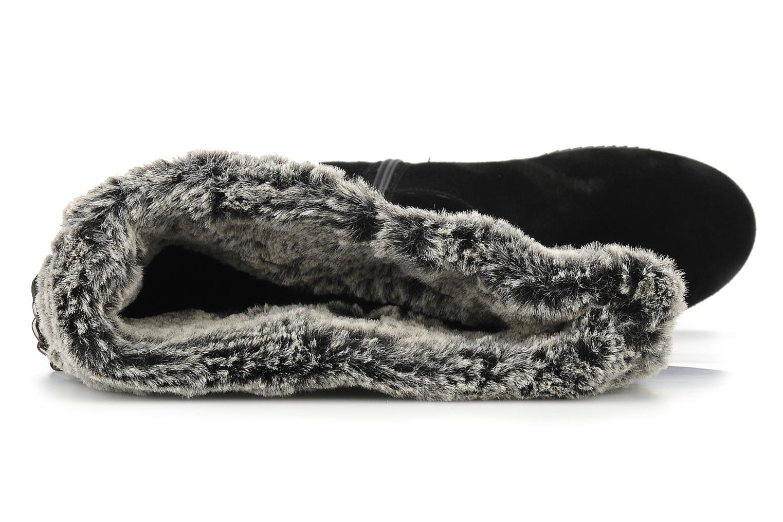 Stiefel Tosca Blu Shoes Acerra schwarz ansicht von links