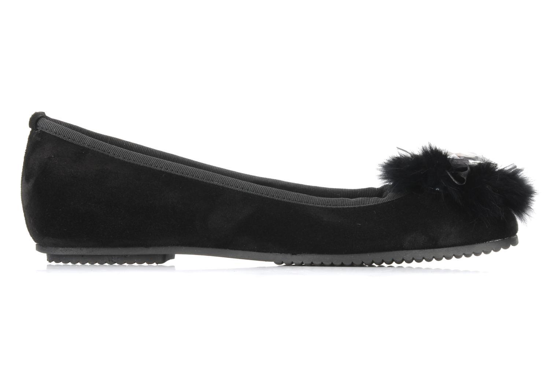 Ballerines Tosca Blu Shoes Vasta Noir vue derrière