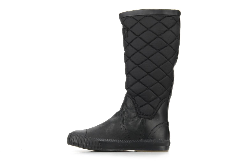 Girder agit nylon Dark grey leather & textile