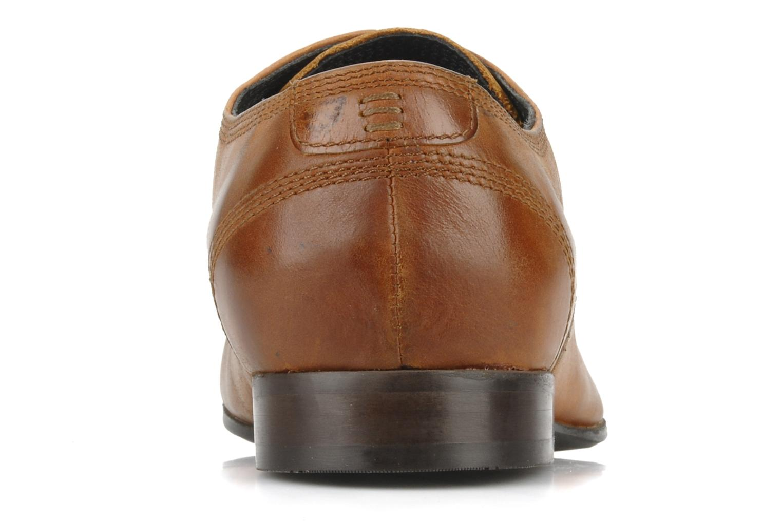 Lace-up shoes H by Hudson Vincent Brown view from the right