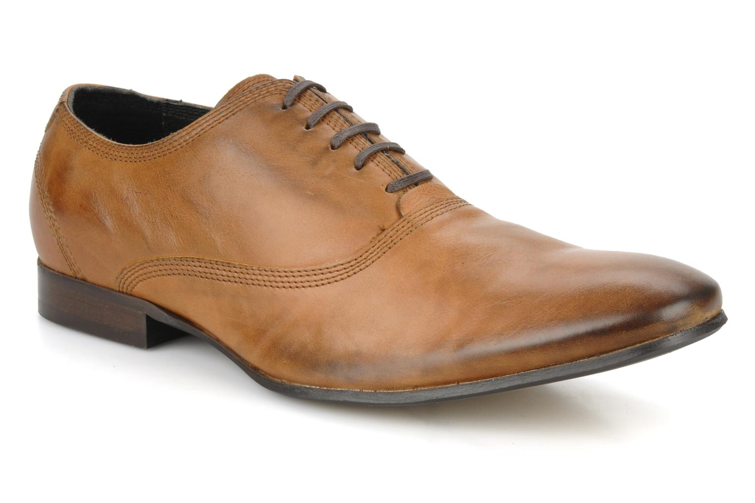 Lace-up shoes H by Hudson Vincent Brown detailed view/ Pair view