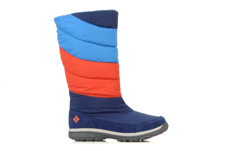 Boots en enkellaarsjes Columbia Powder down w Multicolor achterkant