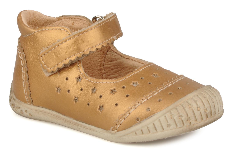 Stiefeletten & Boots Babybotte Stars gold/bronze detaillierte ansicht/modell