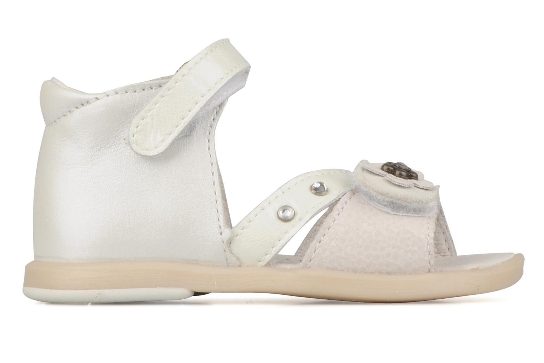 Sandalen Babybotte Toupy Wit achterkant