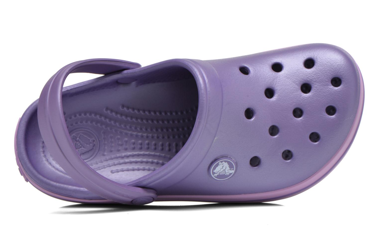 Crocband kids Blue Violet/Iris