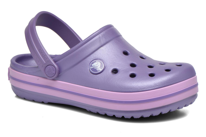 Crocband kids Blue Violet/Iris