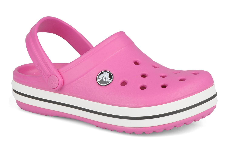 Sandalen Crocs Crocband kids Roze detail