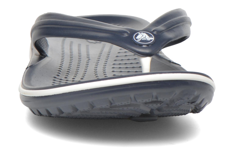Flip flops Crocs Crocband Flip W Blue model view
