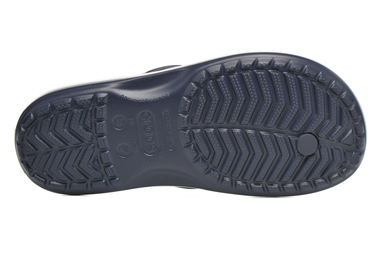 Slippers Crocs Crocband Flip W Blauw boven
