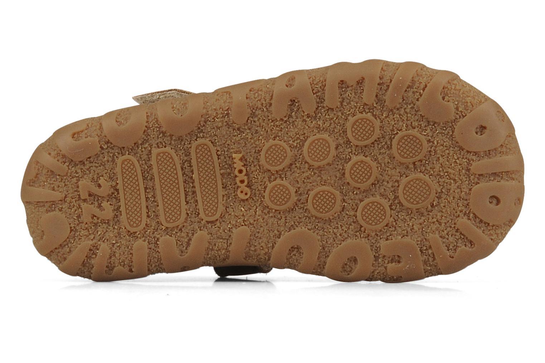 Sandales et nu-pieds Mod8 Batofar Beige vue haut